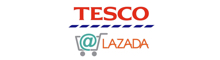 Tesco at Lazada