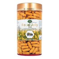 ราคาNATURE KING ROYAL JELLY  นมผึ้งธรรมชาติ 1000MG. (365 แคปซูล)