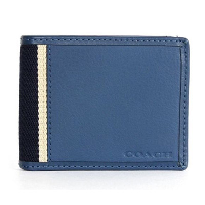 ราคาCoach Men's Heritage Leather Slim