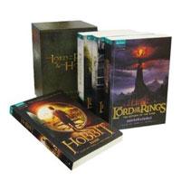 ราคาหนังสือ The Lord of The Rings & The Hobbit (บรรจุกล่อง : Book Set) (ISBN:8858781903780)