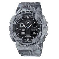 ราคาCasio G-Shock Analog-Digital GA-100MM-8A