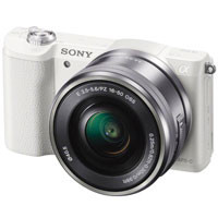 ราคาSONY ALPHA A5100 WHITE