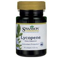 ราคาSwanson Lycopene 60 sgels
