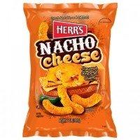 ราคาHerr's ข้าวโพดอบกรอบ รส Nacho cheese 198.5 กรัม