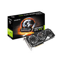 ราคาGigabyte nVidia GeForce 4GB GDDR5 Xtreme Gaming รุ่น GTX970