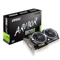 ราคาMSI nVidia GeForce 8GB GDDR5X รุ่น GTX1080