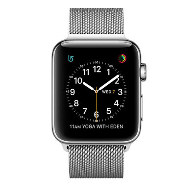 ราคาApple Watch Series 2 Milanese Loop 38mm.