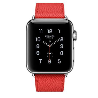 ราคาApple Watch Series 2 Hermes Leather Simple Tour 38mm.