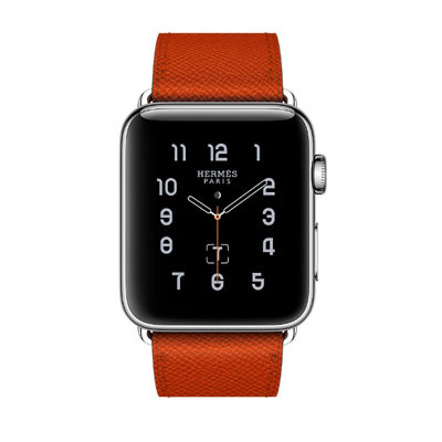 ราคาApple Watch Series 2 Hermes Leather Simple Tour 42mm.