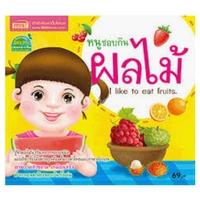 ราคาหนูชอบกินผลไม้ : I Like to Eat Fruits (ISBN:1294877737285)