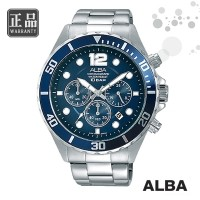 ราคาSeiko Alba Chronograph Watch AT3911X1