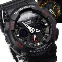 ราคานาฬิกาข้อมือ Casio G-Shock รุ่น GA-120-1A