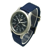 ราคานาฬิกาข้อมือ Seiko 5 mens watch - SNK807K2 Automatic Dial