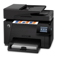 ราคาHP Color MFP Printer M177fw