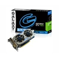 ราคาGalaxy VGA GeForce GTX750 Ti GC 2GB