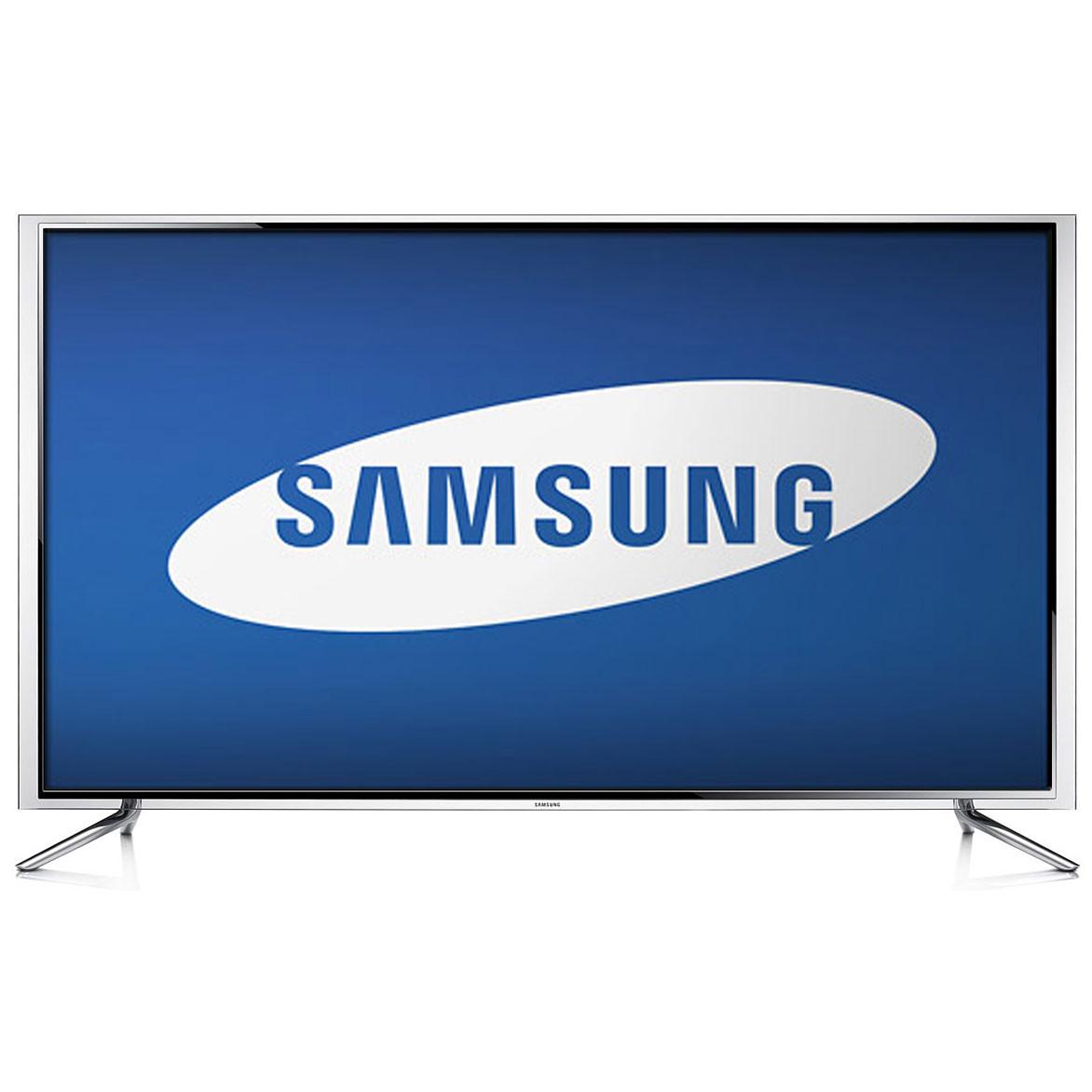 ราคาSamsung 3D Slim Full HD LED Smart TV UA50F6800 50 นิ้ว