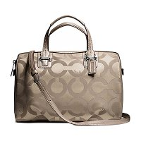 ราคาCoach 25503 Taylor Op Art Satchel