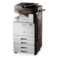 ราคาSamsung เครื่องถ่ายเอกสาร A3 Colour Multifunction Printer CLX-9201NA