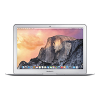 ราคาApple MacBook Air 13 inch (Early 2015) 128 GB
