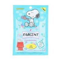 ราคาฟาเซน สนูปปี้ น้ำหอมปรับกลิ่น กลิ่นลิลลี่ 1 แพ็ค (Farcent Snoopy Lily Fragrance Air Freshener 1 pack)