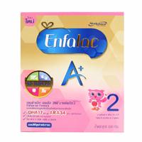 ราคาเอนฟาแล็ค เอพลัส360? มายด์พลัส2 นมผงดัดแปลงสูตรต่อเนื่องสำหรับทารกและเด็ก 6 เดือนถึง 3 ปี 550กรัม (Enfalac A+ 360? Mind Plus 2 Follow-On Formula 6mths-3Yrs Instant Milk Powder 550g)
