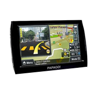 ราคาPapago Z1 GPS