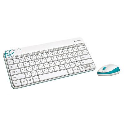 ราคาLogitech Wireless Combo รุ่น MK240
