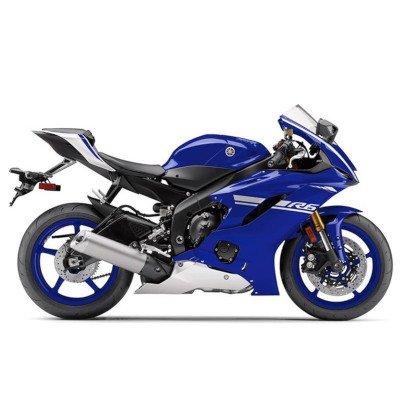 Motorcycle Keyless Gas Cap Fuel Tank For Yamaha Yzf-R6 Yzfr6 Yzf R6 Black