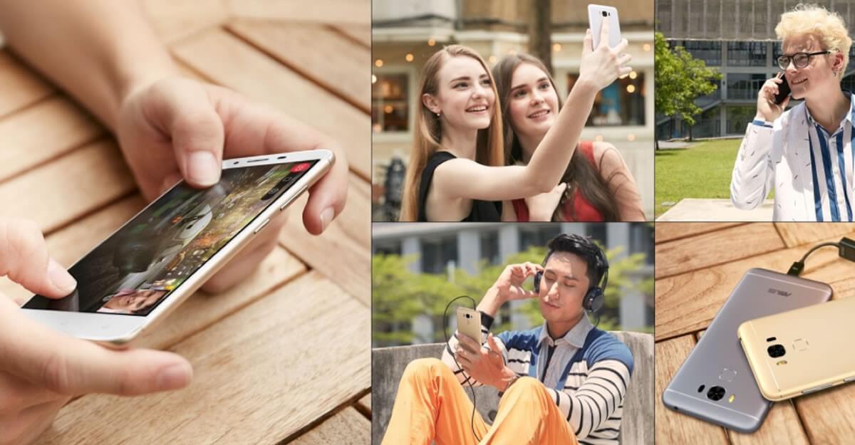 ท่องโลกโซเชียลเล่นเกมเพลินตลอดทั้งวัน รวมเหล่าสมาร์ทโฟนแบตฯ อึด ราคาไม่เกินหนึ่งหมื่นบาท