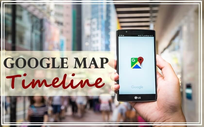 รู้หรือไม่? อยากรู้ไปไหนมาบ้าง เปิด Google Map Timeline ก็ตรวจเช็คประวัติการเดินทางได้แล้ว