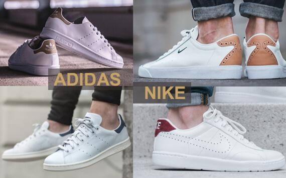 เมื่อ Adidas กับ Nike จะเหมือนกันขนาดนี้ มาเทียบดูชัด ๆ ยี่ห้อไหนสวยกว่ากันนะ