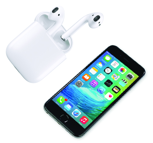 Airpods กับ iPhone