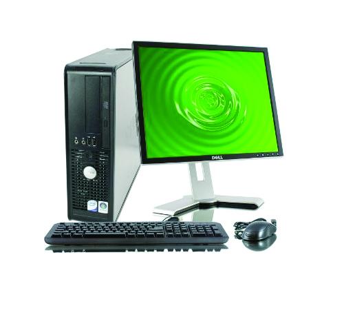 เมาส์และคีย์บอร์ด กับ คอมพิวเตอร์ PC