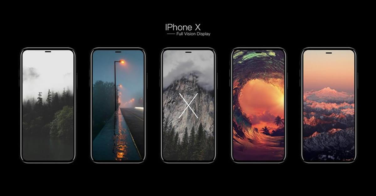 หลุดจากวงใน! ชมภาพตัวเครื่อง iPhone 8 ที่มาพร้อมดีไซน์ใหม่ทั้งหมด ฉีกทุกกฏการออกแบบ iPhone