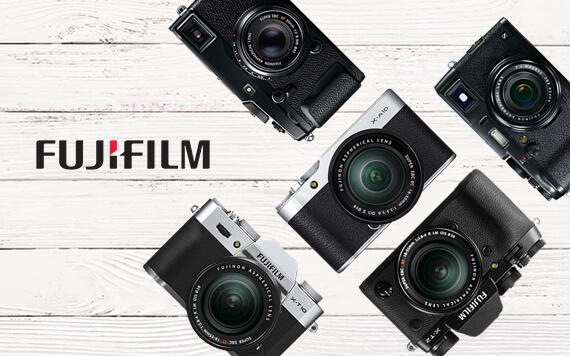 อัพเดตราคาล่าสุด กล้องดิจิตอล Fujifilm ทุกรุ่น ที่นี่!