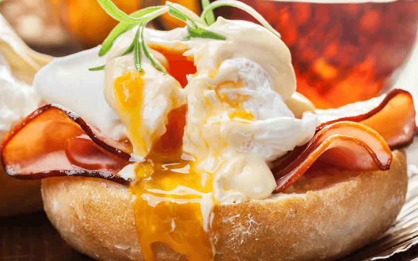 แซนด์วิชแฮมไข่ดาว อร่อยง่ายๆ ได้พลังงานเต็มเปี่ยม