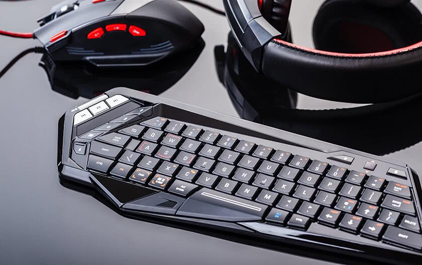 5 Keyboard  ยอดฮิตสำหรับคอเกม ที่มีไว้ใช้แล้วเทพขิง ๆ