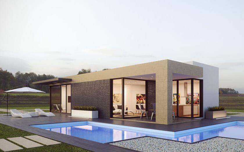 5 ไอเดียบ้านน๊อคดาวน์ สำหรับคนอยากมีบ้านหรูในงบประหยัด
