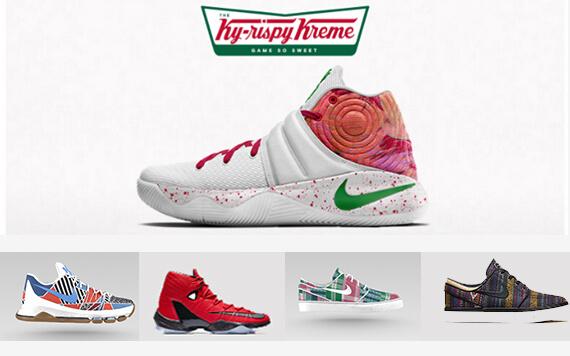 รวมรองเท้า Nike ดีไซน์แปลก...อยากแหวกแนวมาทางนี้!!!