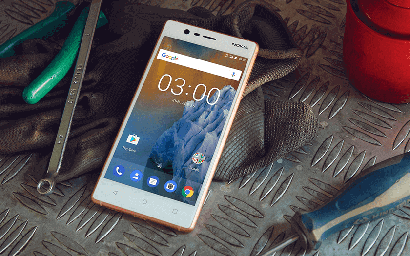 Nokia เตรียมวางจำหน่ายสมาร์ทโฟน 3 รุ่นใหม่ในประเทศไทย