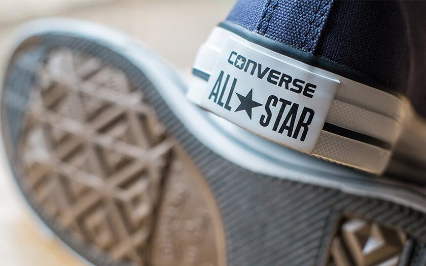 ส่องรองเท้าผ้าใบ Converse ซีรี่ย์ All Star หนึ่งในซีรีย์ยอดนิยม