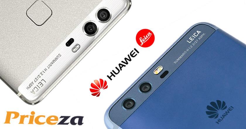 เปรียบเทียบกันไปเลย! ระหว่าง Huawei P9 และ P10 รุ่นไหนจะน่าสนใจกว่ากัน