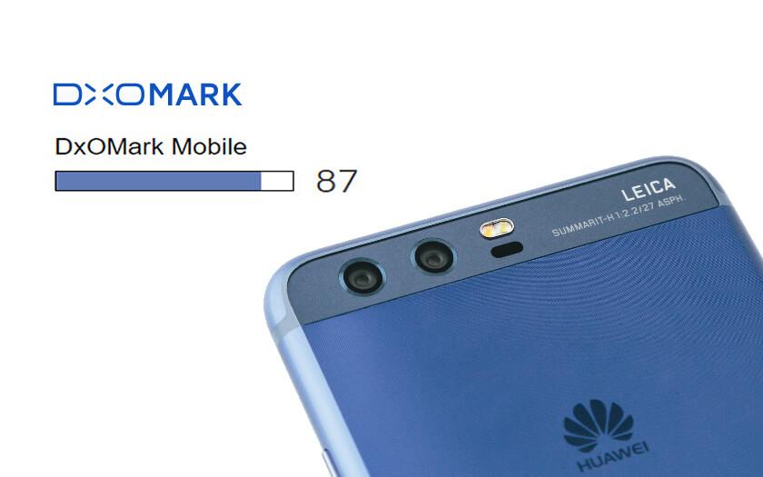 Huawei P10 ทำคะแนนทดสอบประสิทธิภาพกล้องจาก DxOMark 87 คะแนน สูงกว่า iPhone 7