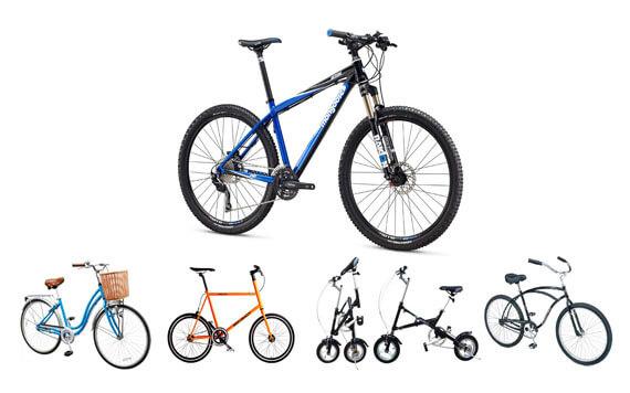 มารู้จัก ประเภทจักรยาน ก่อนซื้อ ก่อนใช้ ก่อนเถอะ