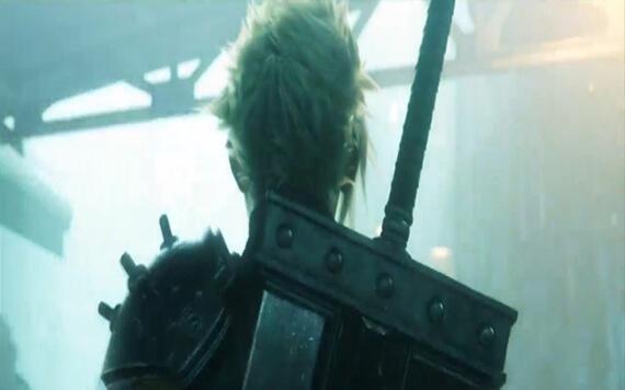 แฟนเฮ! Square Enix ประกาศ Remake FF VII บน PS4