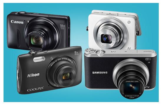 4 อันดับ กล้องดิจิตอลคุณภาพดี ราคาน่าคบ