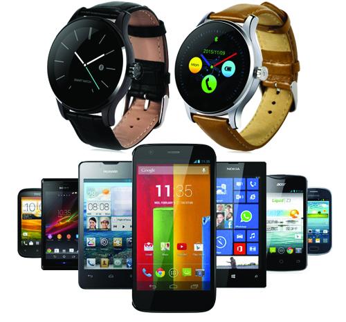 Smartwatch กับ Smartphone