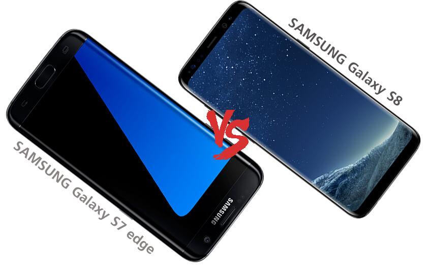 เลือกอะไรดี?? ระหว่าง Samsung Galaxy S8 รุ่นใหม่ ราคาแรง หรือ Samsung Galaxy S7 edge รุ่นเด่น ราคาดิ่ง