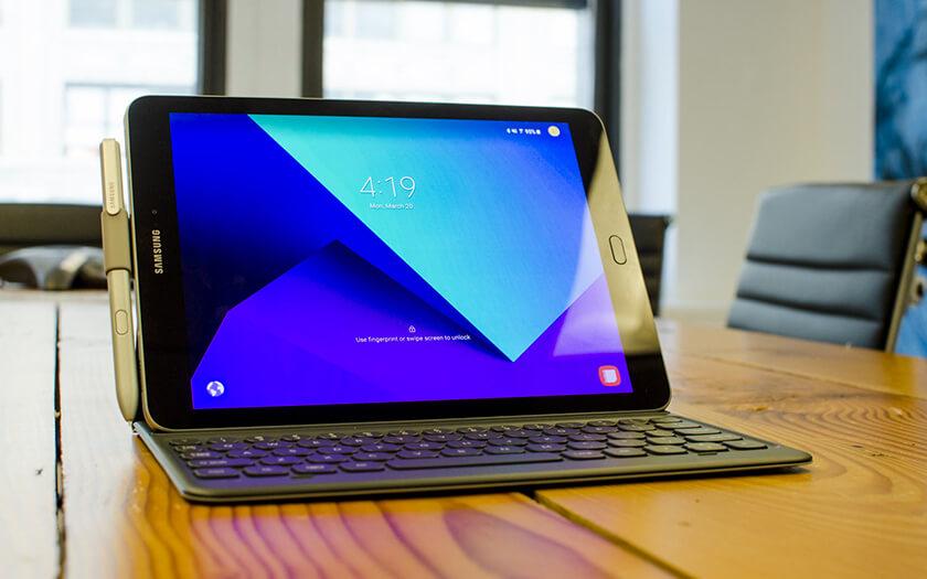 5 เหตุผลที่ทำไม Samsung Galaxy Tab S3 จึงเป็นแท็บเล็ตน่าสนใจในเวลานี้