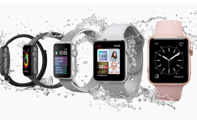 Apple เปิดตัว Apple Watch Series 3 และ Apple TV 4K